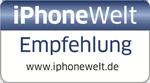 iPhoneWelt Empfehlung