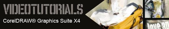 Videotutorials - Corel Draw Graphics Suite
